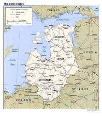 former soviet union map map of the baltic states reconsidering russia and the former