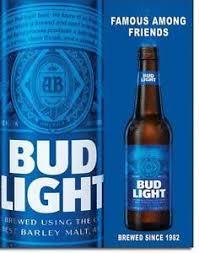 bud light tin signs anheuser busch bud light budweiser famous among friends tin metal