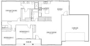 land visions general contracting u003e floor plans u003e canterbury