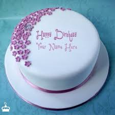 birthday cakes birthday cake with name