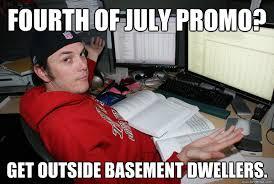 Basement Dweller Meme - im holding invisible balls yum donny moore quickmeme
