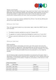 project proposal template ape project management