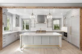 white kitchen cabinets with oak floors wide plank white oak hardwood flooring naples