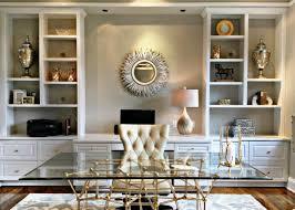 Glass Home Office Desk 20 Home Office Desk Designs Ideas Plans Design Trends