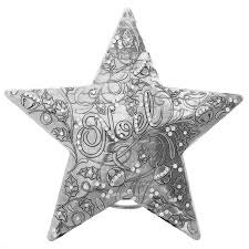 noel tree topper with swarovski crystals wendell august