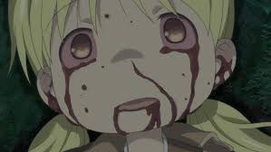Bleeding Eyes Meme - spoilers made in abyss episode 10 discussion anime