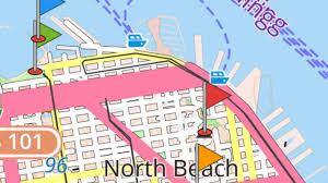 Bart Routes Map by Using Map Markers Osmand Maps And Navigation Youtube