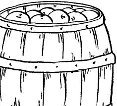 vintage apple barrel image the graphics fairy