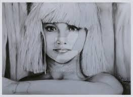 Maddie Chandelier Chandelier Maddie Ziegler Charcoal Drawing By Jh By Jhawel On