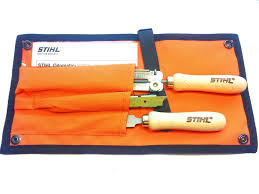 amazon com stihl 5605 007 1027 complete saw chain filing kit for