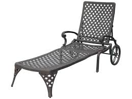 Darlee Patio by Darlee Outdoor Living Standard Nassau Cast Aluminum Antique Bronze