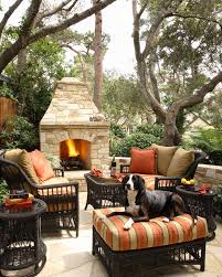 prefab fireplace patio traditional with backyard outdoor outdoor