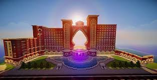 atlantis hotel the atlantis hotel dubai minecraft project