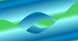 wallpaper biru hijau the background free vector graphic on pixabay
