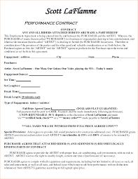 preferred vendor agreement template 8 artist contract template timeline template artist service contract template scott pictures