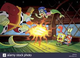 king neptune mindy spongebob u0026 mr krabs the spongebob squarepants