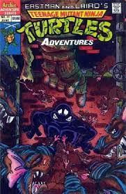 teenage mutant ninja turtles adventures 1 archie comics group