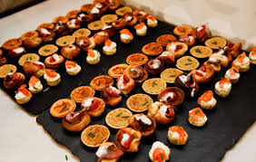 how to canapes canapes bourn catering