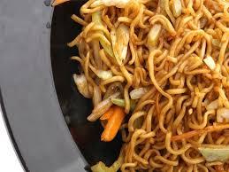 comment cuisiner les nouilles chinoises nouilles chinoises au thermomix cookomix
