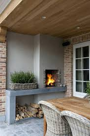 contemporary fireplace designs modern stone candles home design