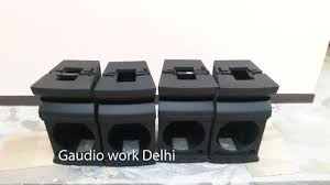 empty plastic speaker cabinets vrx 932 line array empty cabinet at rs 16000 piece speaker