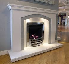 White Electric Fireplace Marble Electric Fireplace Suites Best Fireplace 2017