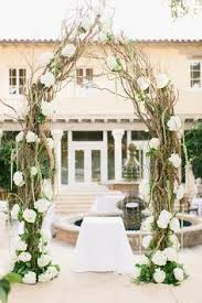 wedding arches branches 25 fantastic outdoor indoor wedding ceremony altar inspirations