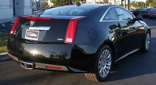cadillac cts lights review the 2011 cadillac cts coupe gm authority