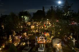 halloween in mexico city day of the dead pictures show the stories behind the haunting