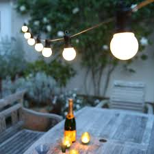 outdoor party lighting outdoor party festoon lights by red lilly notonthehighstreet com