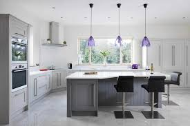 Gray And White Kitchen Ideas Small Staggering Modern White And Grey Kitchens Kitchen Design