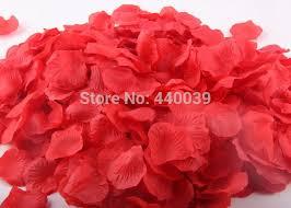 Silk Rose Petals Aliexpress Com Buy 5000pcs Bulk Silk Rose Petal 40 Colors Faux