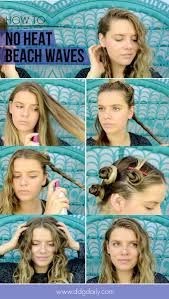 18 no heat hairstyles everyday hairstyles hair style and makeup