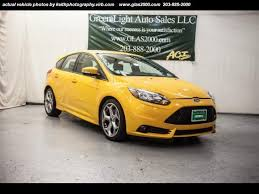 green light auto sales llc seymour ct ford focus st in connecticut for sale used cars on buysellsearch