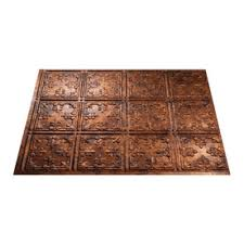 Shop Backsplash Panels At Lowescom - Copper backsplash