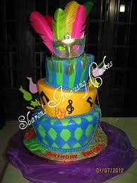 mardi gras cake decorations 40a2 topsy turvy mardi gras cake