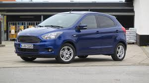 ford ka small family car with surprisingly big heart