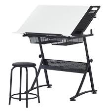 Artwright Drafting Table Drawing U0026 Crafting Tables