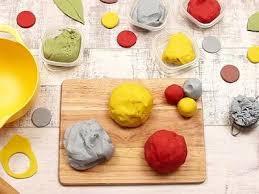 printable playdough recipes no cook play dough recipe best recipes