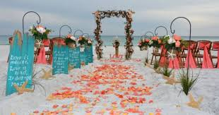 destin wedding packages barefoot bliss wedding package destin florida