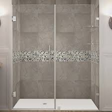 Glass Bathtub Enclosures Shower U0026 Bathtub Doors You U0027ll Love Wayfair