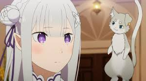 subaru and emilia image emilia and pack jpg re zero wiki fandom powered by wikia
