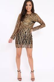 sequin dress and gold sequin dress lexy