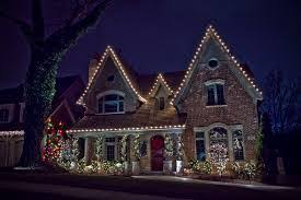 christmas light decorating service holiday light installation