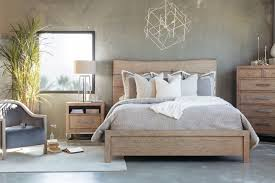 Coastal Bed Frame 62 5 Butterfly Dowel Coastal Bed In Light Brown Mathis Brothers