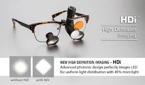 wireless dental loupe light the best wireless mini dental headlight with the new hdi high