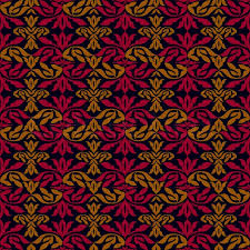 beautiful wrapping paper damask beautiful background with rich style pink luxury