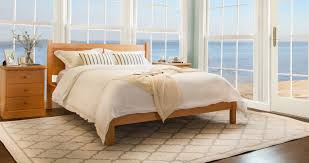 Handcrafted Wood Bedroom Furniture - furniture bedroom furniture beautiful vermont wood furniture