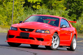 modded muscle cars driving a 431hp 2000 cobra r modded with prototype parts