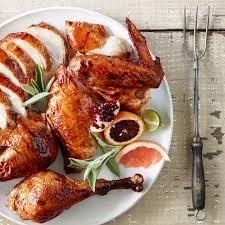 thanksgiving turkey glaze pomergranate glazed turkey jpg